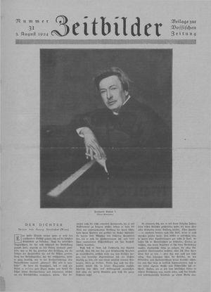 Zeitbilder vom 03.08.1924