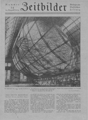 Zeitbilder vom 24.08.1924