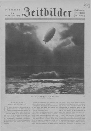 Zeitbilder vom 19.10.1924