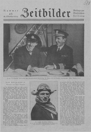 Zeitbilder vom 26.10.1924