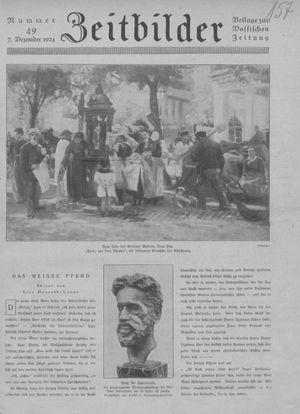 Zeitbilder vom 07.12.1924