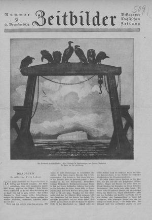 Zeitbilder vom 21.12.1924