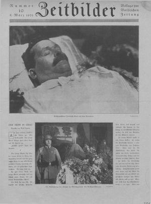 Zeitbilder vom 08.03.1925