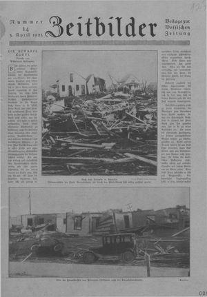 Zeitbilder on Apr 5, 1925