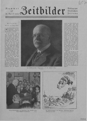 Zeitbilder on Apr 26, 1925