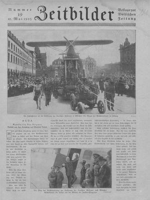 Zeitbilder vom 10.05.1925