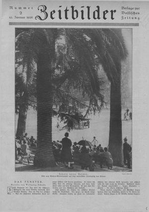 Zeitbilder vom 10.01.1926