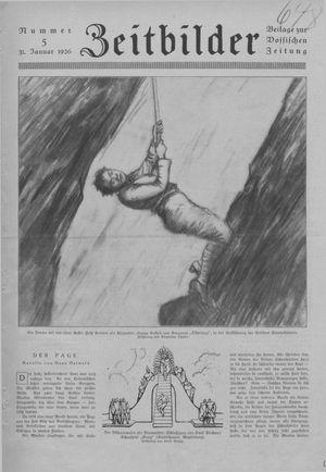 Zeitbilder on Jan 31, 1926
