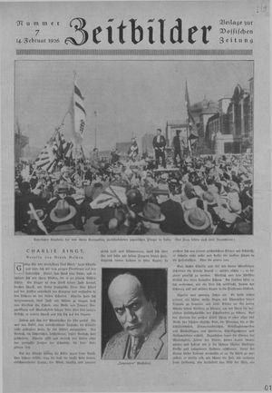 Zeitbilder vom 14.02.1926