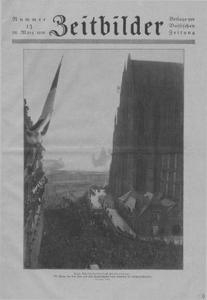 Zeitbilder vom 28.03.1926