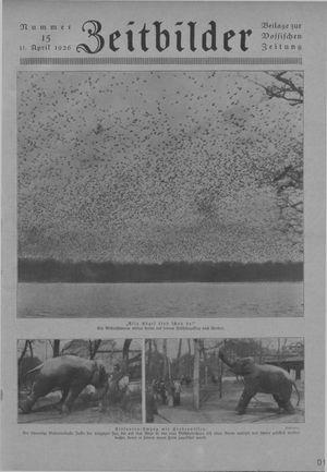 Zeitbilder vom 11.04.1926