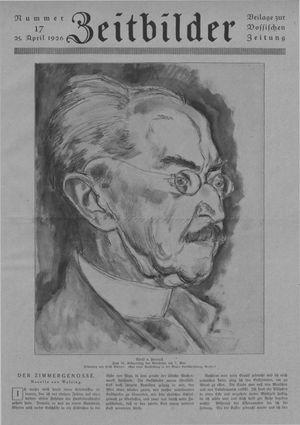 Zeitbilder vom 25.04.1926