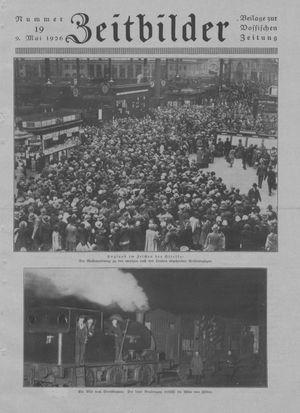 Zeitbilder vom 09.05.1926