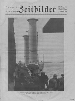 Zeitbilder vom 30.05.1926