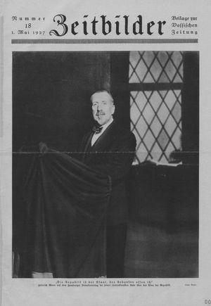 Zeitbilder on May 2, 1927