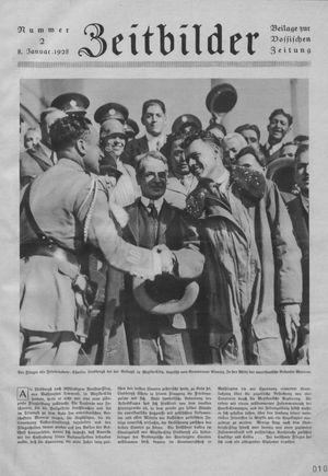 Zeitbilder vom 08.01.1928