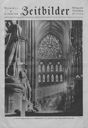 Zeitbilder vom 22.01.1928