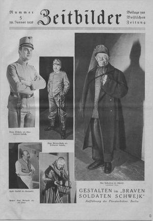 Zeitbilder vom 29.01.1928