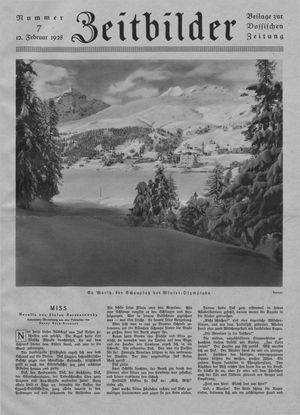 Zeitbilder vom 12.02.1928