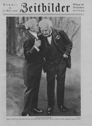 Zeitbilder vom 11.03.1928