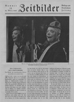 Zeitbilder vom 25.03.1928