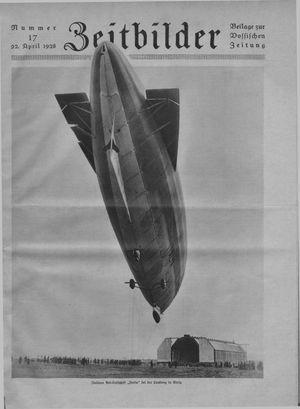 Zeitbilder vom 22.04.1928