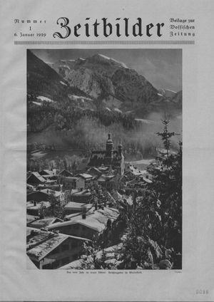 Zeitbilder vom 06.01.1929