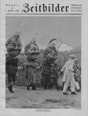 Zeitbilder vom 03.02.1929
