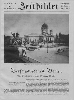 Zeitbilder vom 10.02.1929