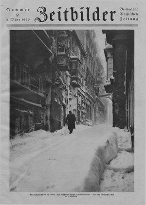 Zeitbilder vom 03.03.1929