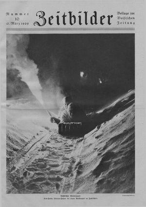 Zeitbilder vom 10.03.1929