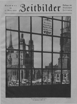 Zeitbilder vom 17.03.1929