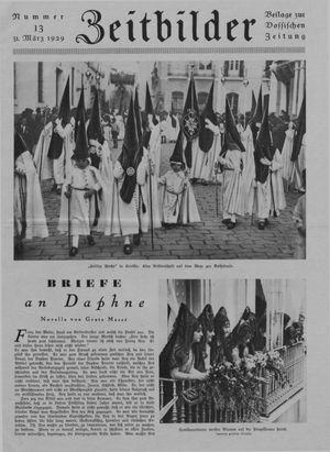 Zeitbilder vom 31.03.1929