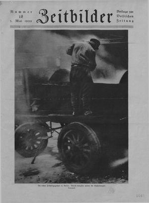 Zeitbilder vom 05.05.1929
