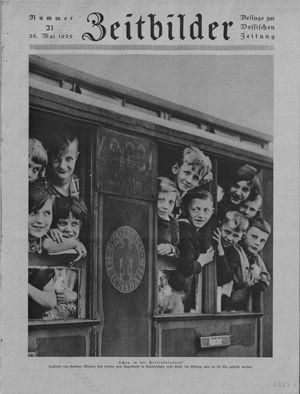 Zeitbilder vom 26.05.1929