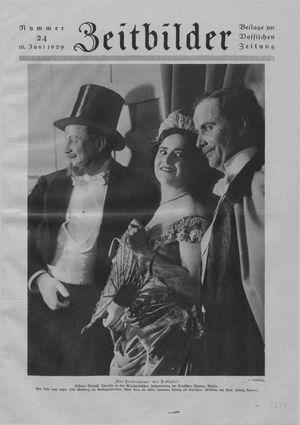 Zeitbilder vom 16.06.1929