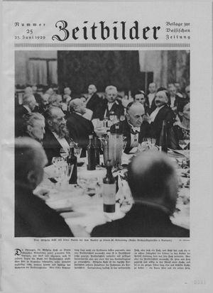 Zeitbilder vom 23.06.1929