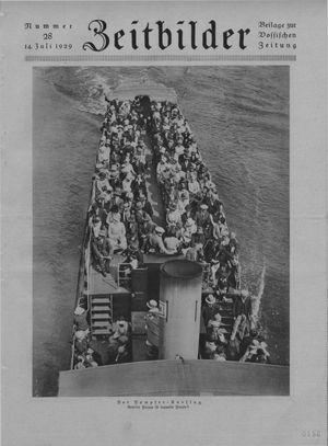Zeitbilder vom 14.07.1929