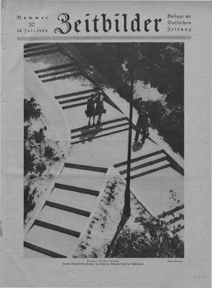 Zeitbilder vom 28.07.1929