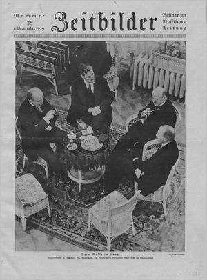 Zeitbilder vom 01.09.1929