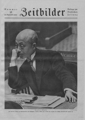 Zeitbilder vom 22.09.1929