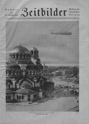 Zeitbilder vom 27.10.1929