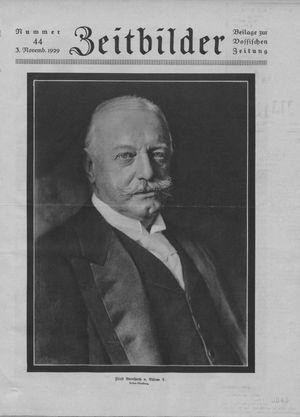 Zeitbilder vom 03.11.1929