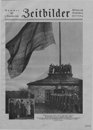 Zeitbilder vom 08.12.1929