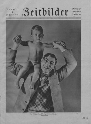 Zeitbilder on Jan 19, 1930