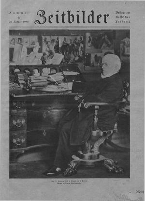 Zeitbilder vom 26.01.1930