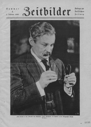 Zeitbilder vom 02.02.1930