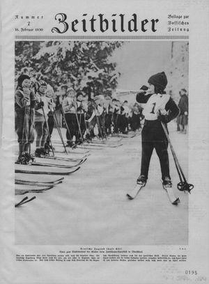 Zeitbilder on Feb 16, 1930