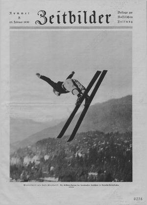 Zeitbilder vom 23.02.1930