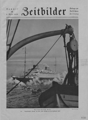 Zeitbilder vom 02.03.1930